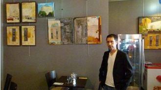 Exposition au café des arts à Hérouville Saint Clair