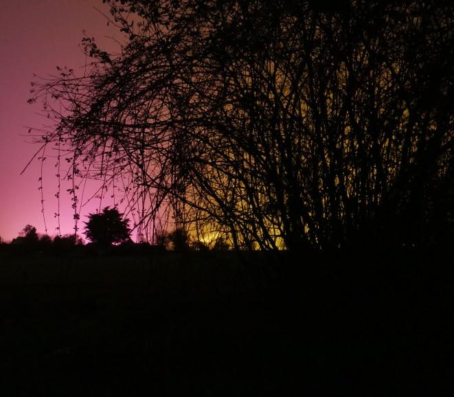 """""""pollution nocturne"""": la vague"""