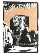 Variation C.H.U L1 (taille douce + ornement argent - 10 x 15 cm)