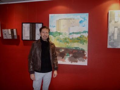 """Variations autour du C.H.U: exposition au cinéma art et essai """"Le Lux"""" à Caen"""